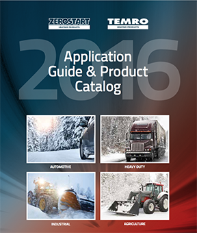 Temro Phillips Zero Start Heater Catalog